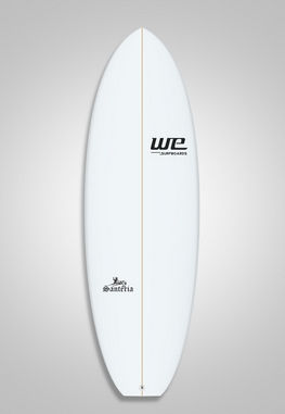 WE Surfboards Santeria prancha de surf ondas pequenas Rio de Janeiro