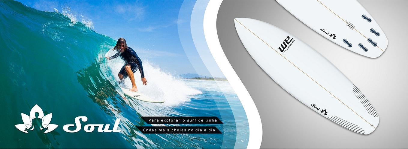 wesurfboards prancha de surf soul