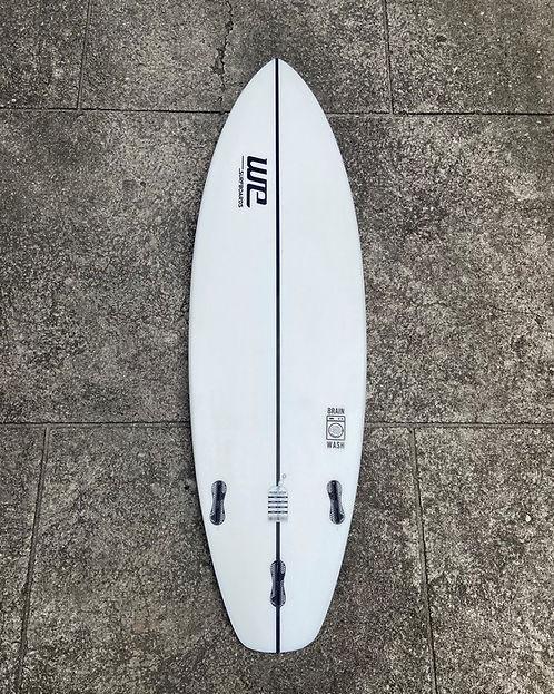 WE Surfboards Brain Wash prancha de surf performance rio de janeiro