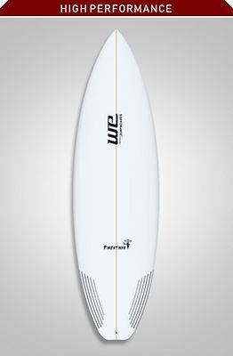 pimentinha we surfboards prancha de surf performance avançado