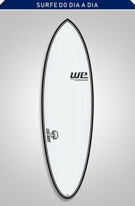 new flow we surfboards prancha de surf dia a dia intermediário iniciantes epoxi carbono