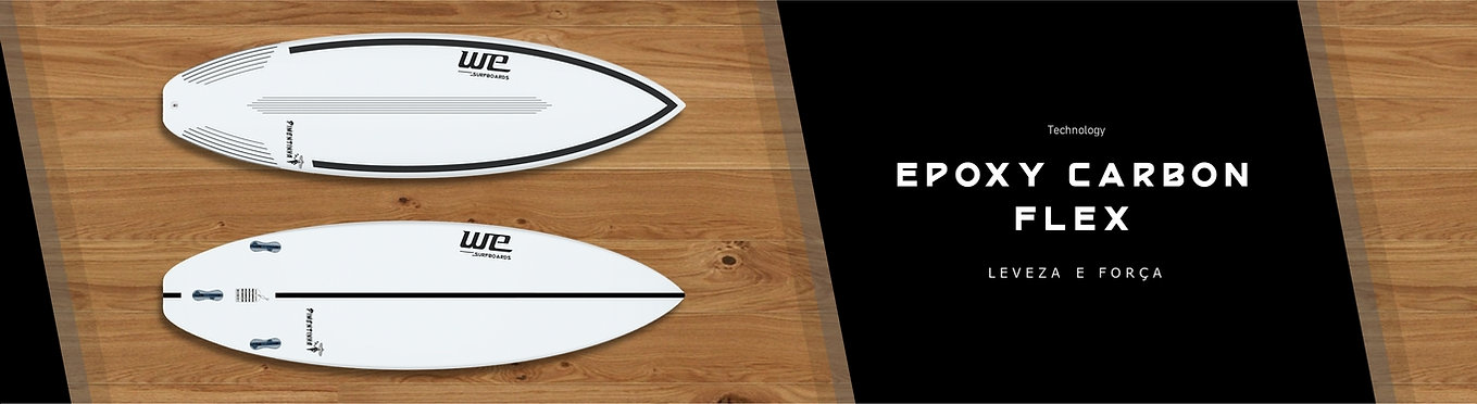 epoxy carbon flex pimentinha wesurfboards