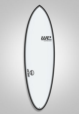 wesurfboards new flow prancha de surf