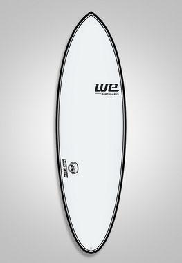 new flow wesurfboards prancha de surf dia a dia intermediário iniciantes epoxi carbono