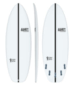 Easy goin we surfboards prancha de surf para iniciantes branca carbono merreca