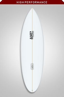indotrip we surfboards prancha de surf performance avançado