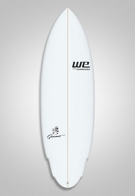 gourmet wesurfboards prancha de surf merreca pequeno iniciantes intermediário