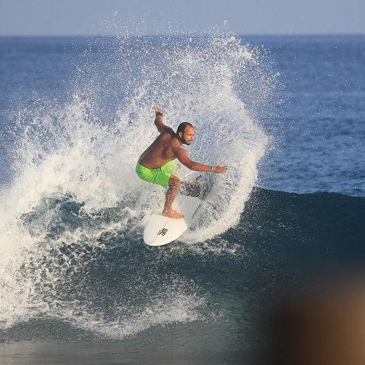 WE Surfboards Tequila prancha de surf performance rio de janeiro