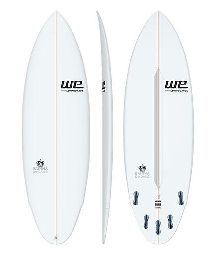 wesurfboards Rainha do Baile pranha de surf performance rio de janeiro