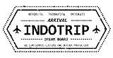 wesurboards indotrip logo stamp carimbo