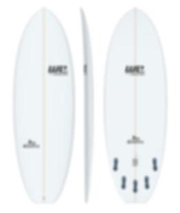 santeria we surfboards prancha de surf para iniciantes merreca epoxi epoxy branca
