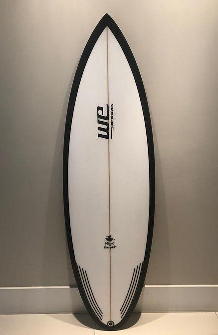 WE Surfboards Magic Carpet prancha de surf performance e dia a dia rio de janeiro