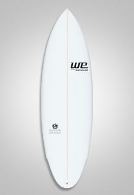 wesurfboards rainha do baile prancha de surf