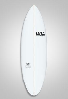 wesurfboards rainha do baile prancha de surf
