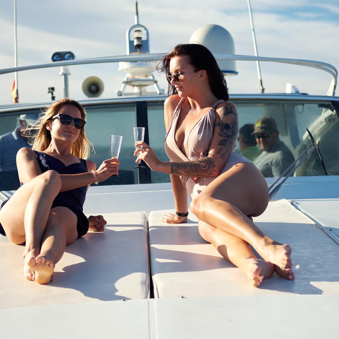 Alquiler Barco Mochi 18 open