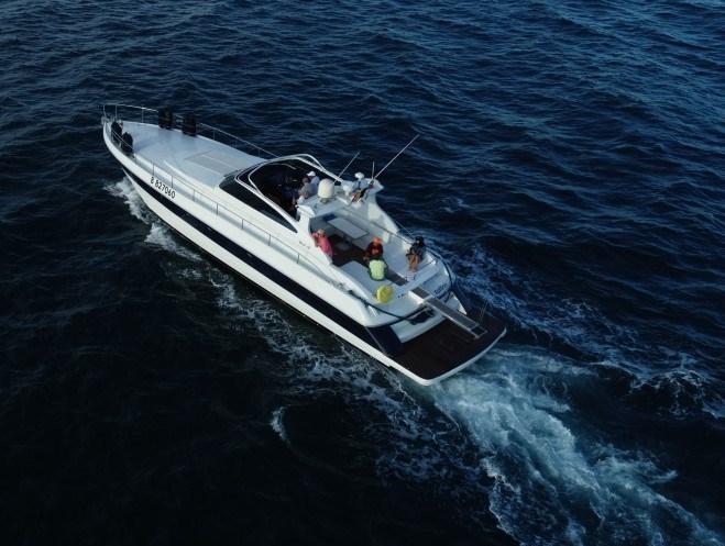 Rent Boat Mochi 18