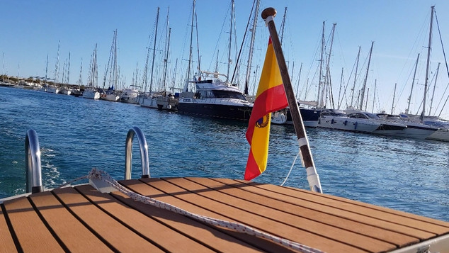 Rent a Boat torrevieja