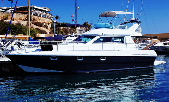 Alquiler Barco Torrevieja