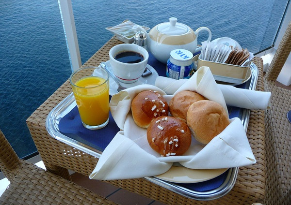 MINICRUISE Breakfast
