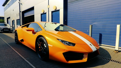 Supercars of London Lamborghini Huracan - BRE Systems Exhaust Install