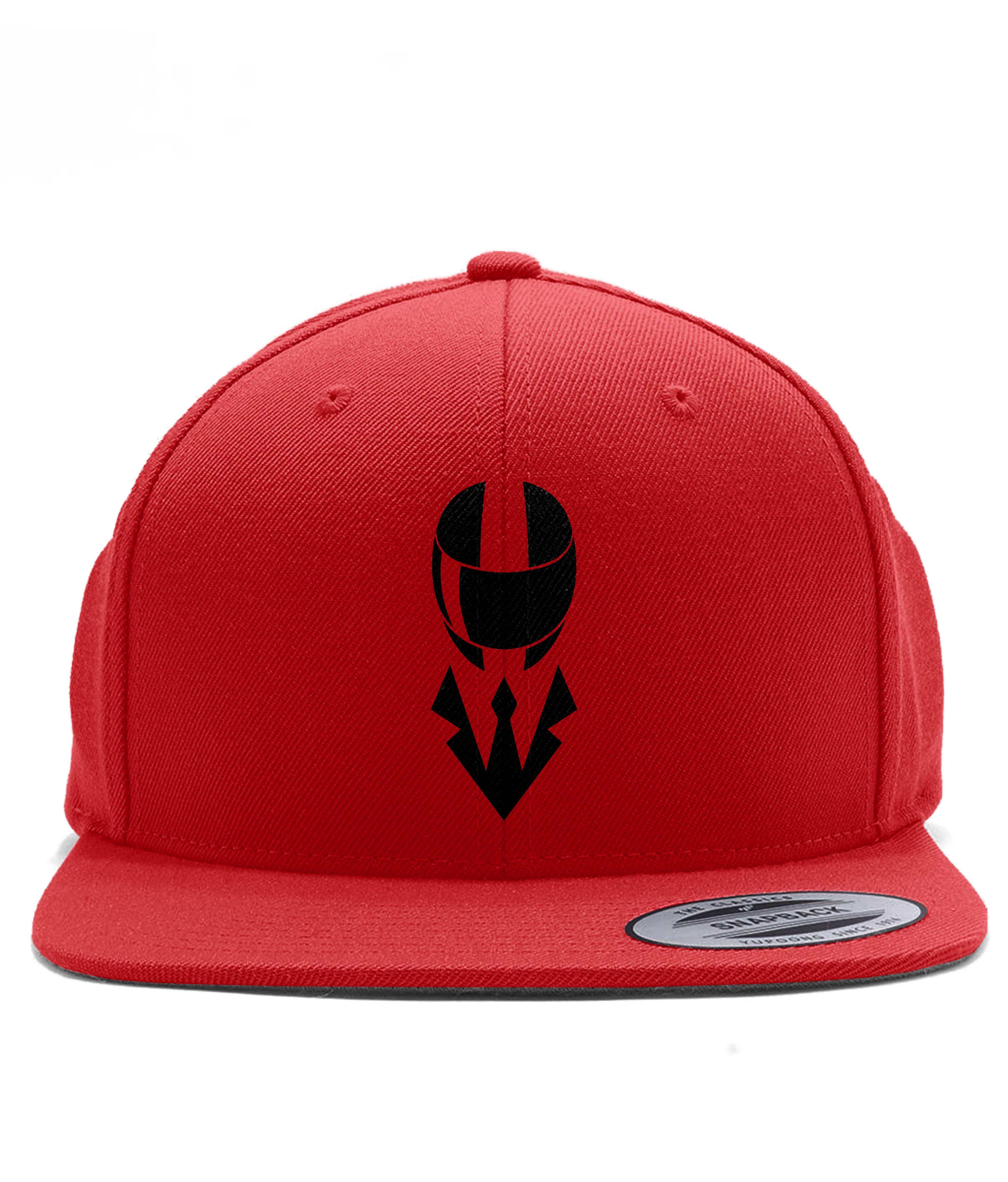 Helmet Snapback - Black