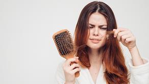 Como acabar com a queda de cabelo?