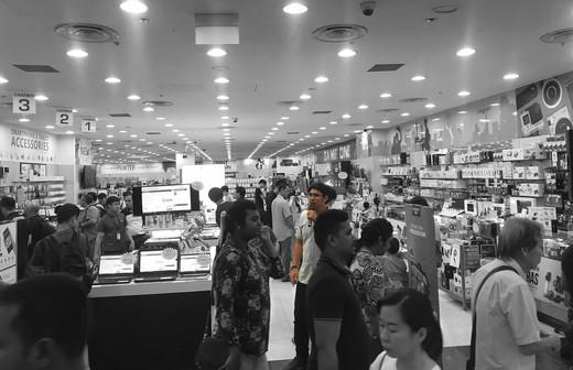 Challenger Event @ Jurong Mall