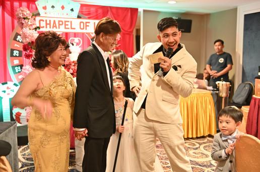 Dato Soo Pin's 80th birthday bash @ Kuantan, Malaysia