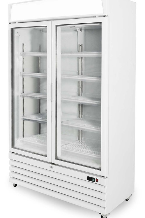 Pegasus 2 ECO 2D Upright Freezer
