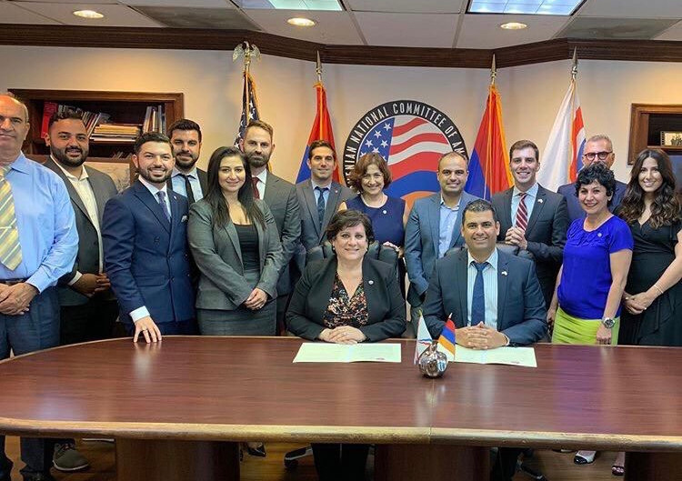 The Assyrian and Armenian Communities in LA Sign Historic Memorandum of Understanding & Cooperation