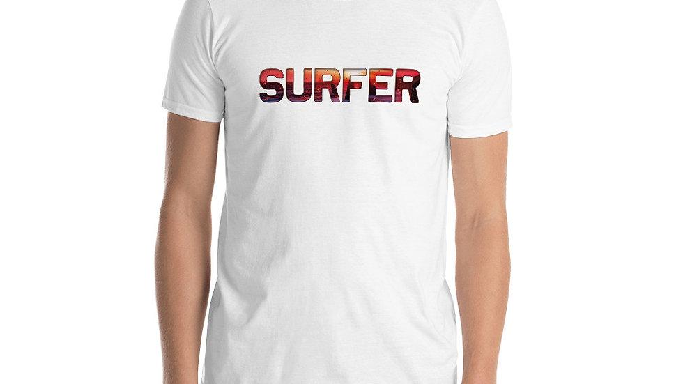 surfer front & back Unisex T-Shirt