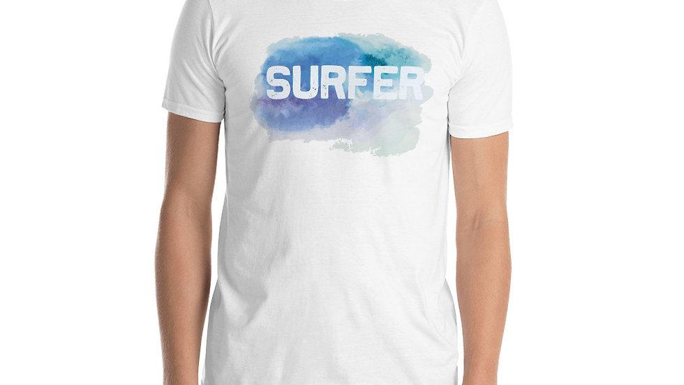 Surfer watercolour Unisex T-Shirt