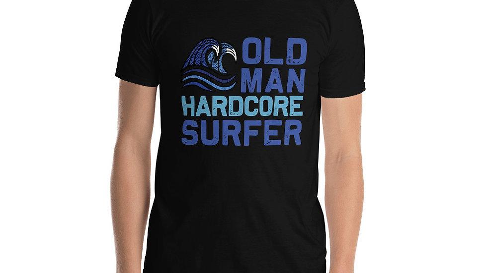 Old man surfer Unisex T-Shirt