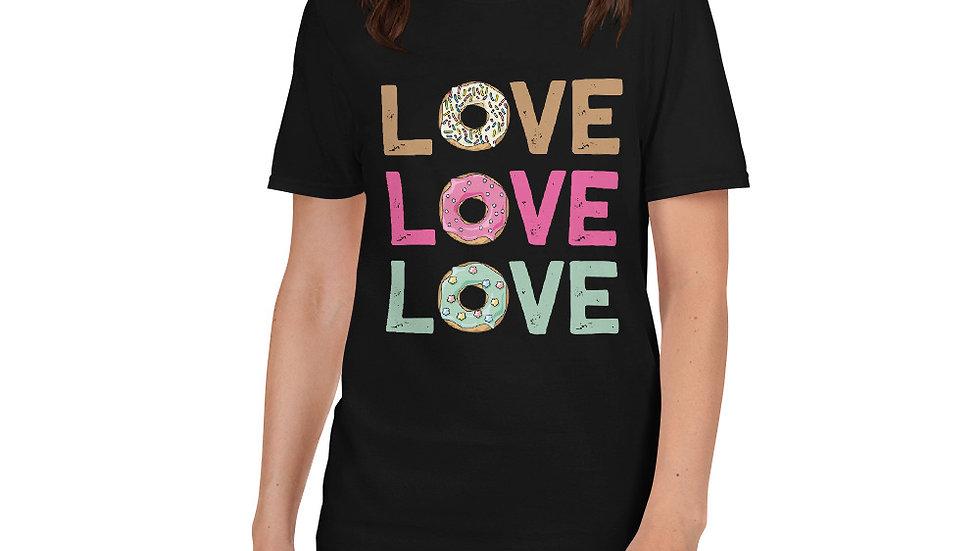 Love love love donut Unisex T-Shirt