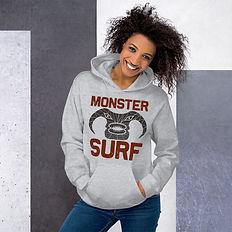 Monster Surf Hoodie