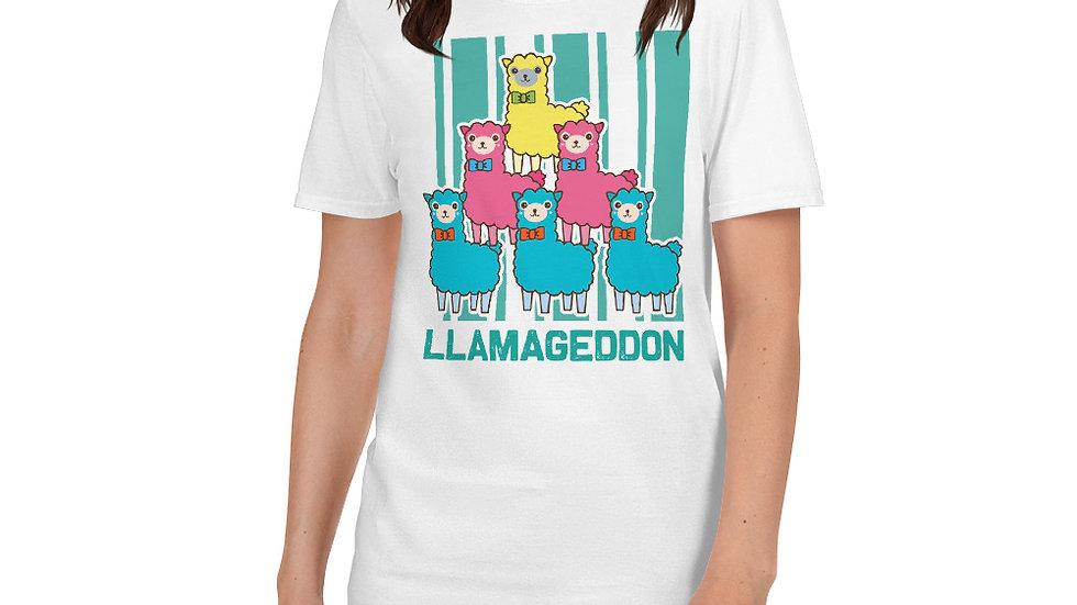 Llamageddon Unisex T-Shirt