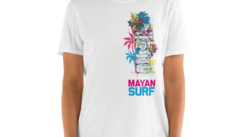 Mayan Surf Unisex T-Shirt