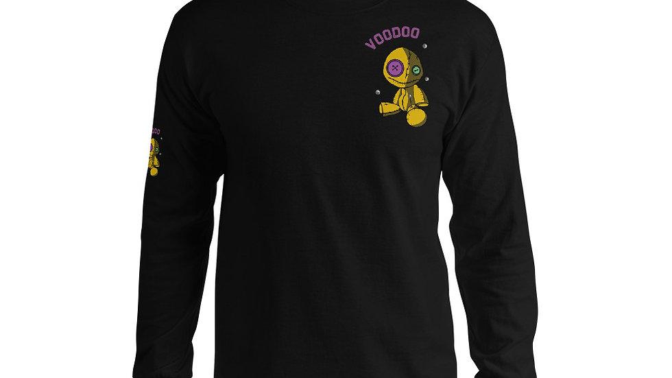 Voodoo Doll Men's Long Sleeve Shirt