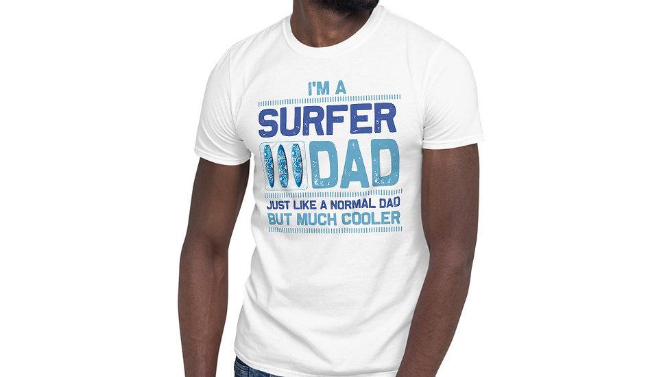 Surfer dad Unisex T-Shirt