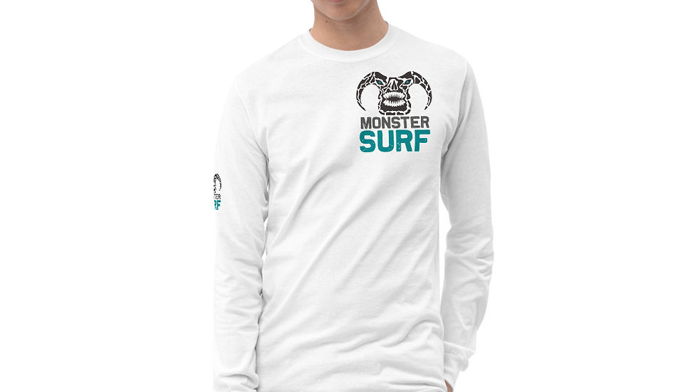 Monster Surf Men's Long Sleeve Shirt