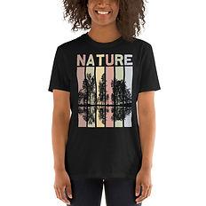 Nature T-shirt design