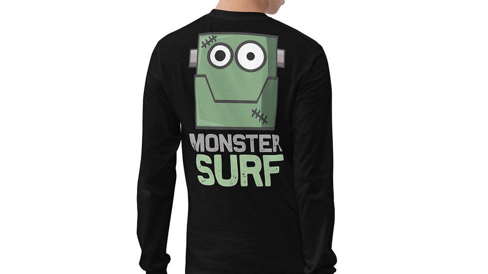 Monster Surf Men's Long Sleeve Shirt