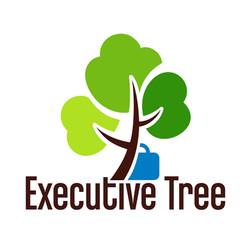 executive tree logo A