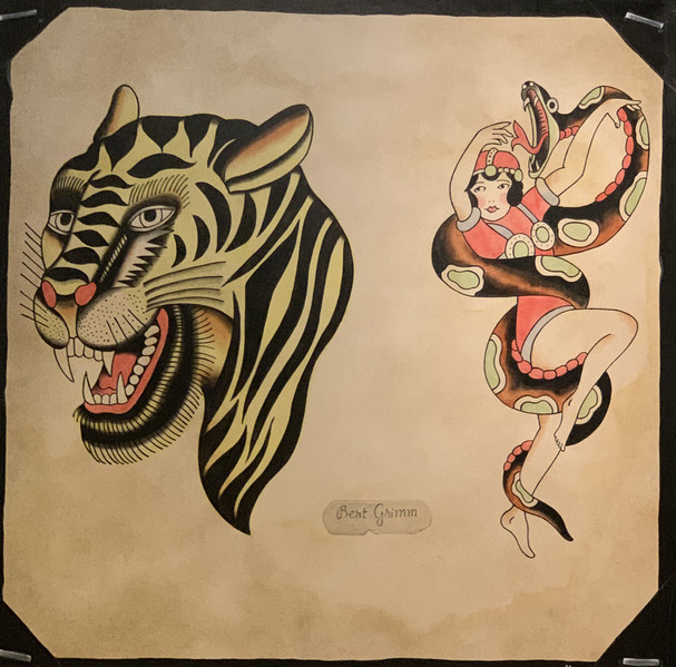 Artwork at the Museum of Latin American Art (MOLAA)