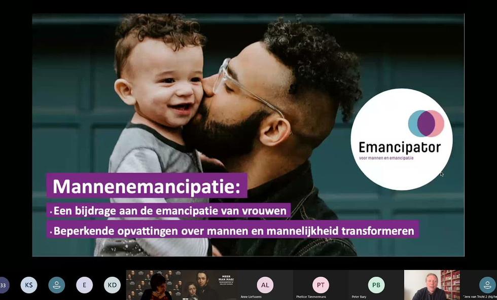 Keynote - Meer Mens Mag. Waarom feminisme goed is voor mannen.
