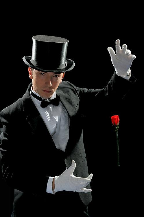 Magician (1 hr.)