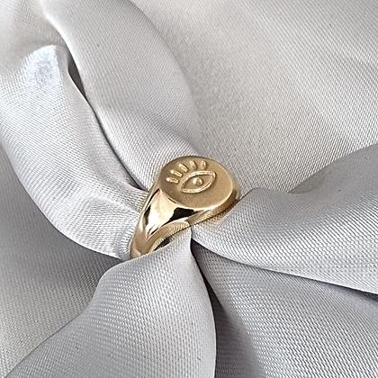טבעת גולדי חותם עין