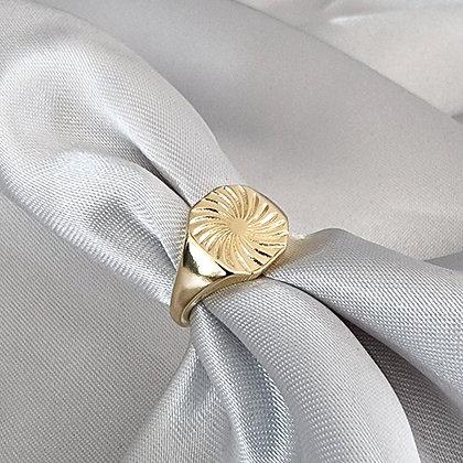 טבעת גולדי חותם קרן
