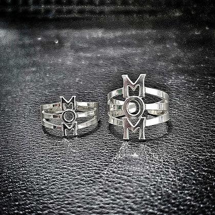 טבעת אמא פתוחה בשני גדלים