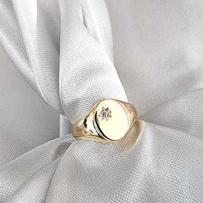 טבעת גולדי חותם כוכב